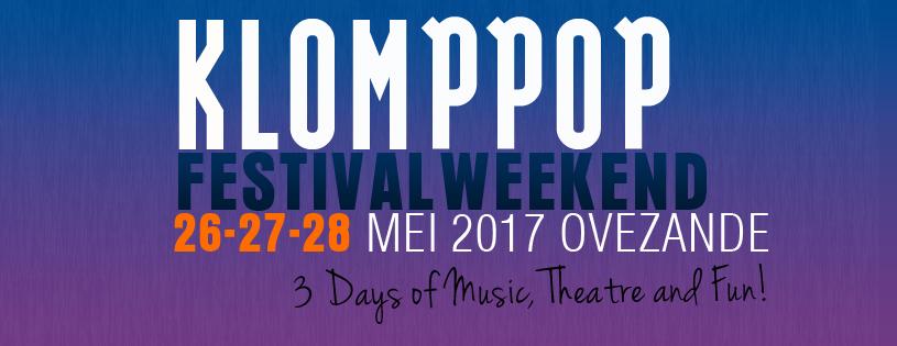 Klomppop festival weekend