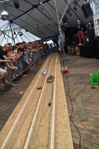 Powertool Race Klomppop