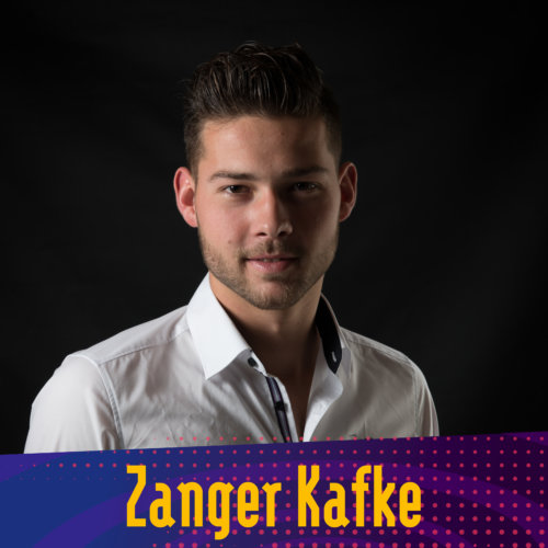 ZANGER KAFKE