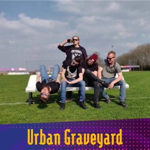 Urban Graveyard