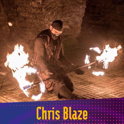Chris Blaze